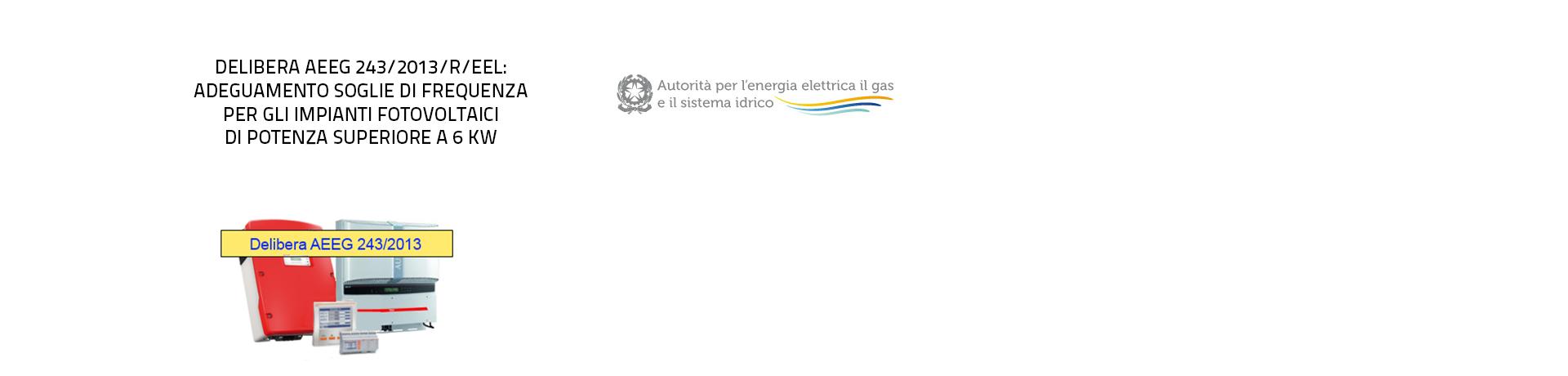 Delibera-AEEG-2432013REEL-adeguamento-soglie-di-frequenza-per-gli-impianti-fotovoltaici